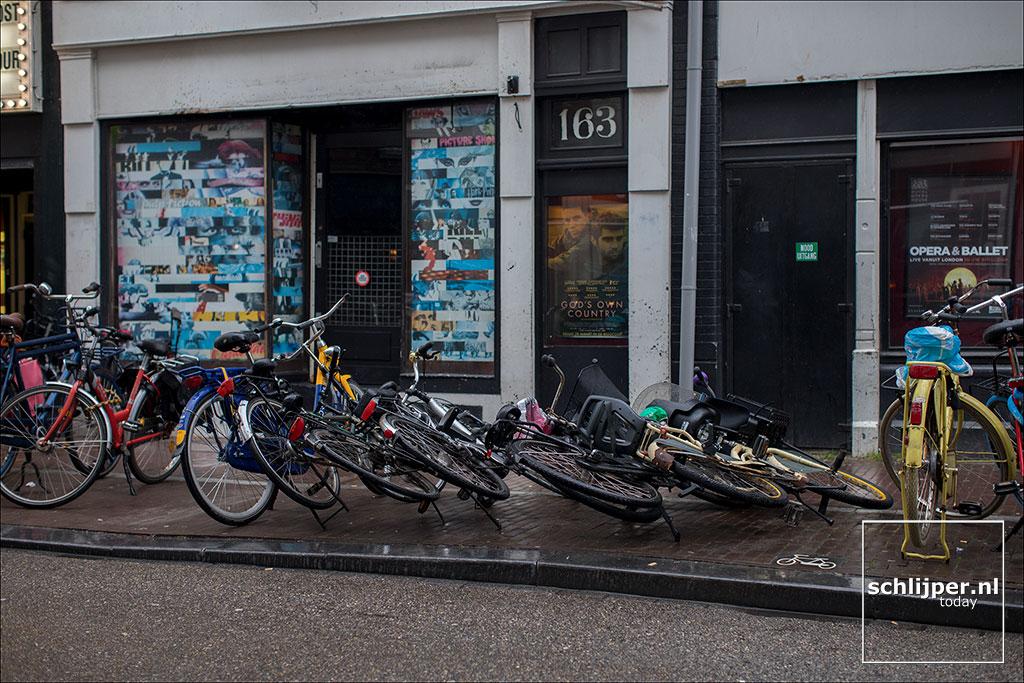 Nederland, Amsterdam, 13 maart 2018