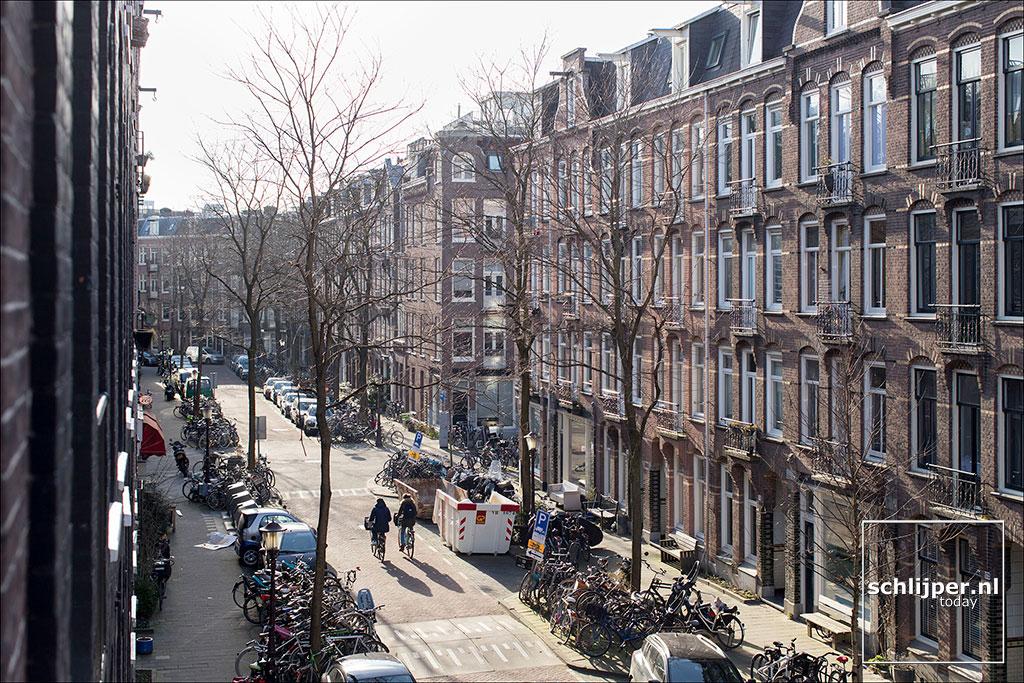 Nederland, Amsterdam, 18 maart 2018