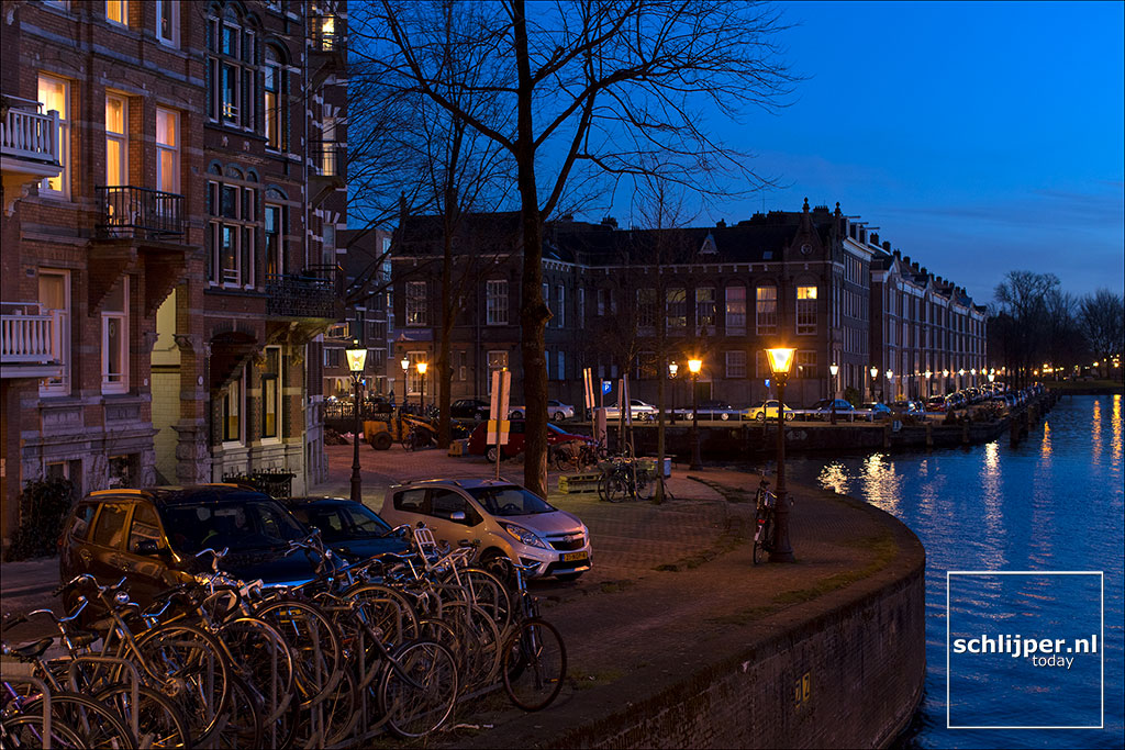 Nederland, Amsterdam, 20 maart 2018