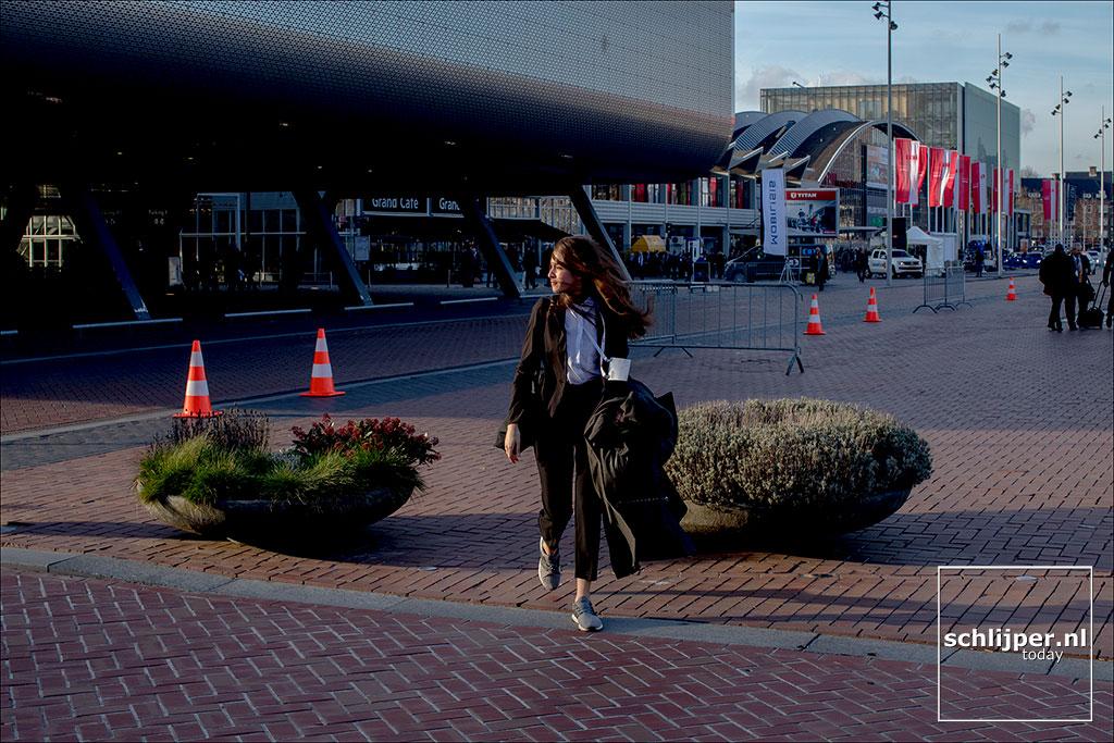 Nederland, Amsterdam, 21 maart 2018