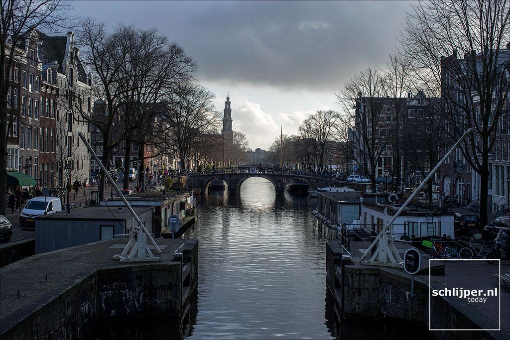 Nederland, Amsterdam, 22 maart 2018