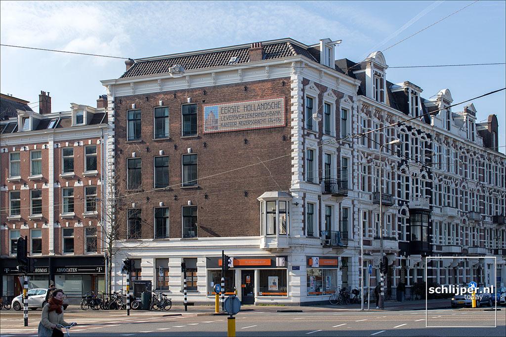 Nederland, Amsterdam, 24 maart 2018