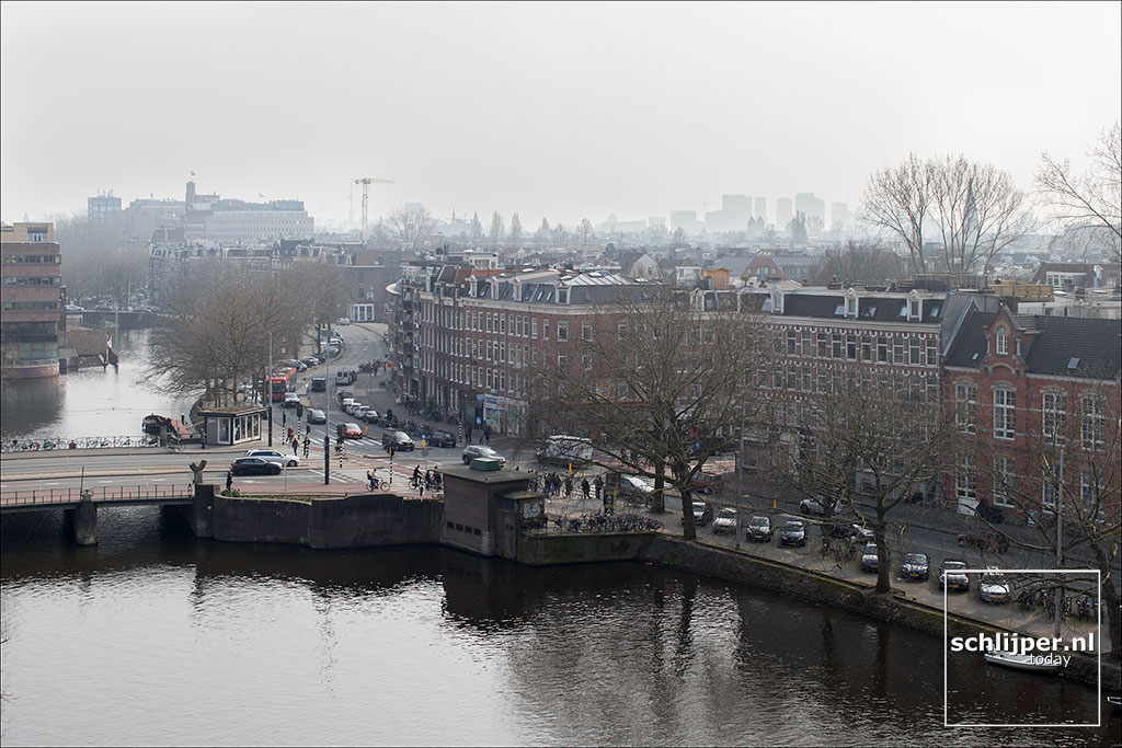 Nederland, Amsterdam, 25 maart 2018