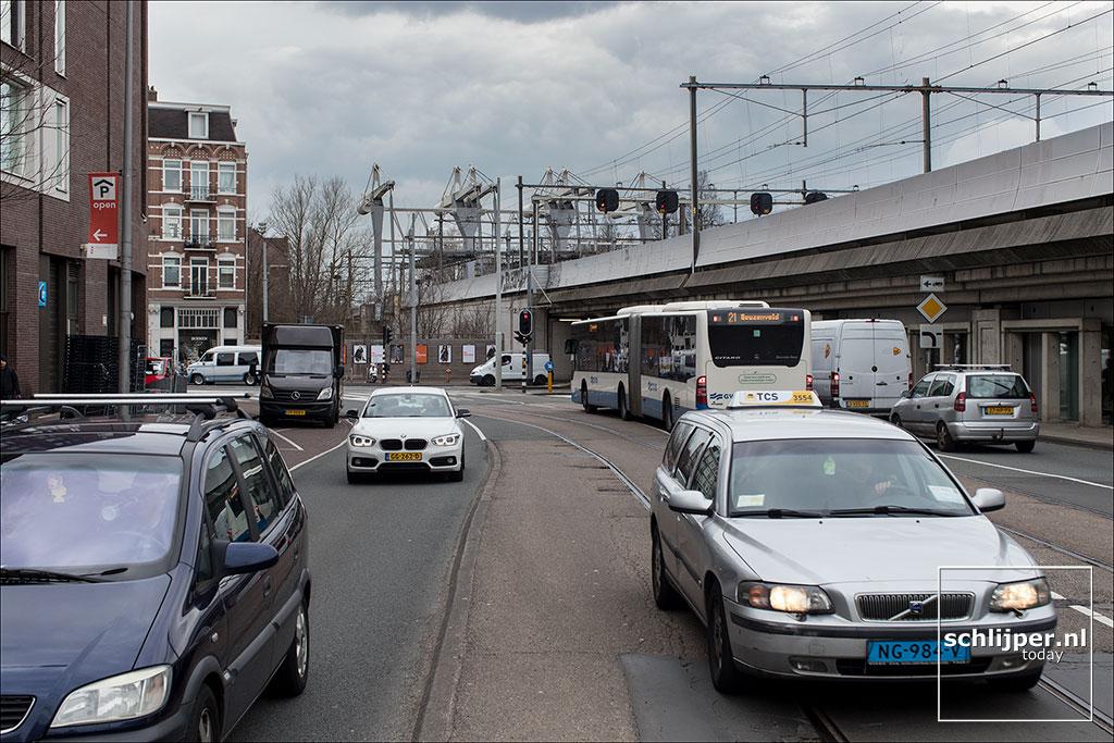 Nederland, Amsterdam, 30 maart 2018