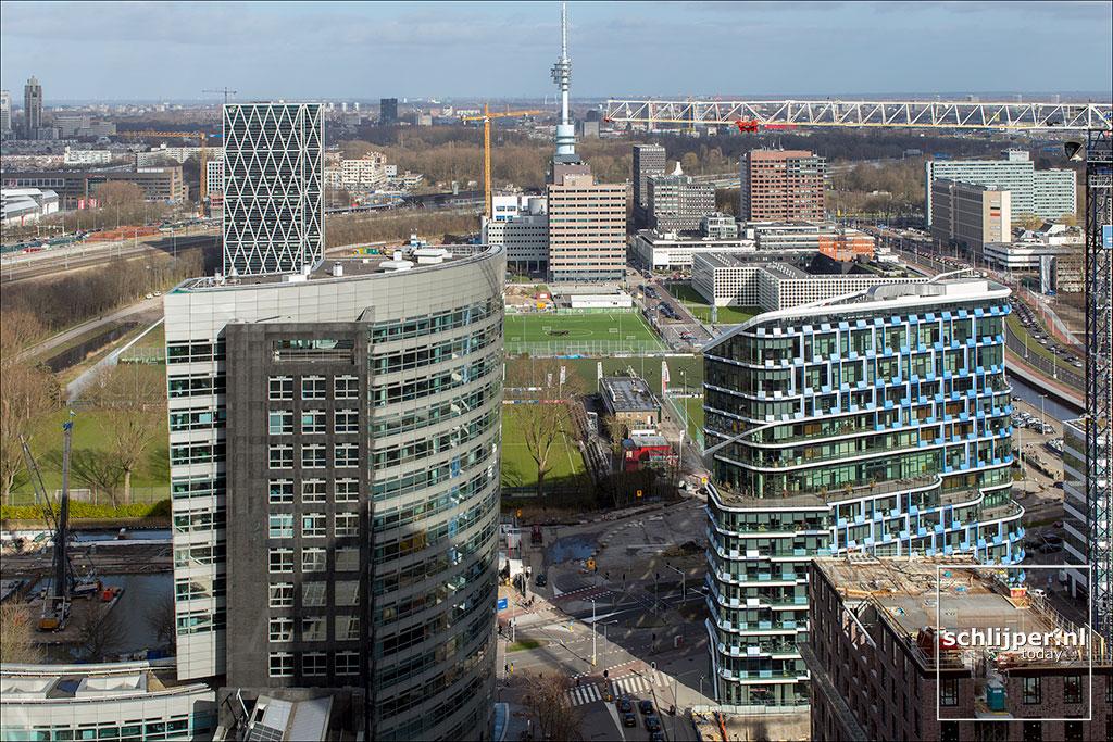 Nederland, Amsterdam, 5 april 2018