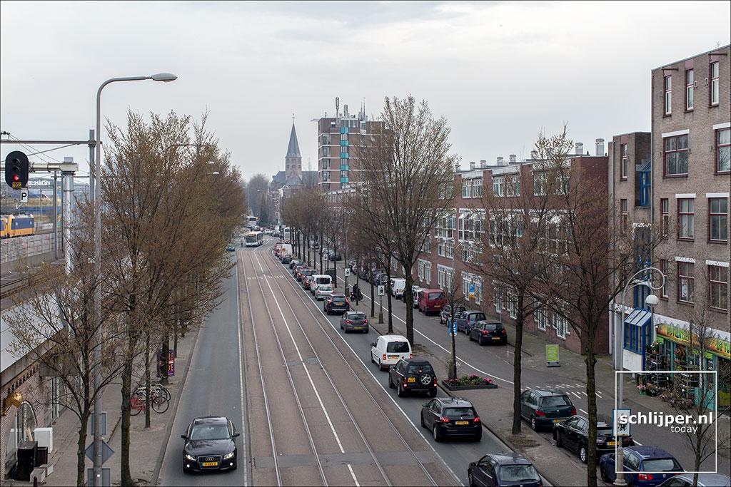 Nederland, Amsterdam, 10 april 2018