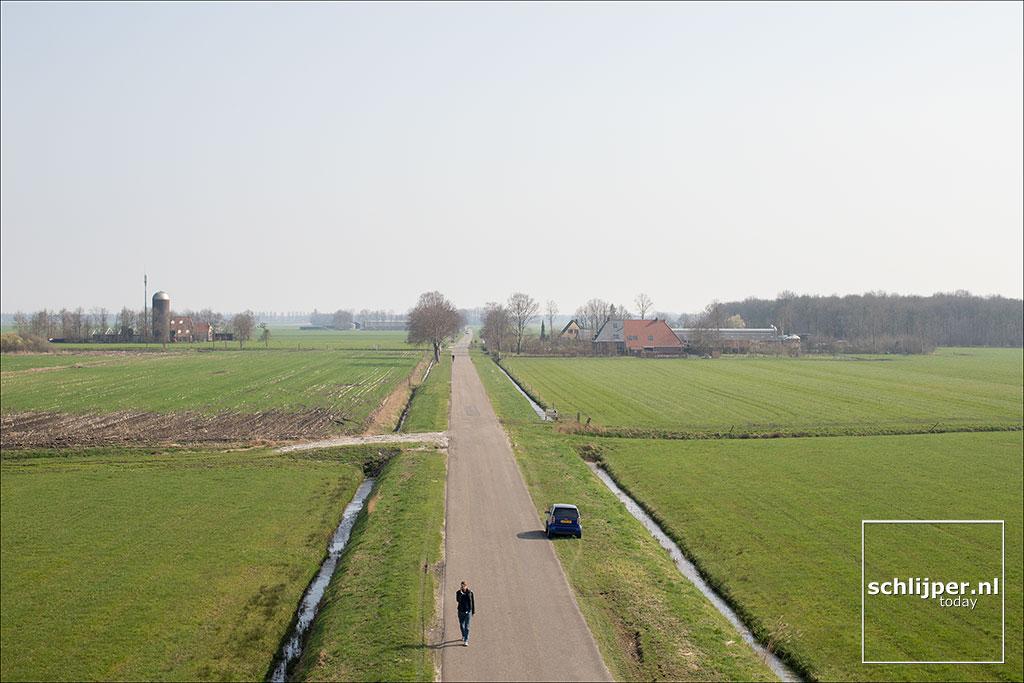 Nederland, Mildam, 11 april 2018