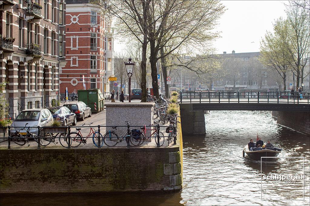 Nederland, Amsterdam, 14 april 2018