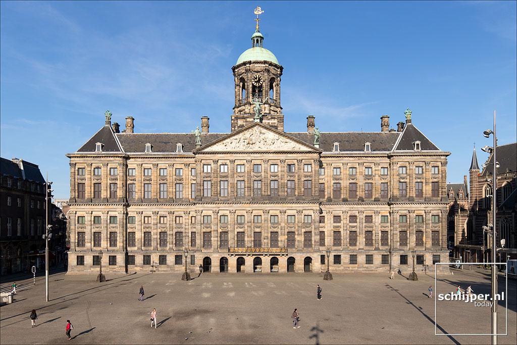 Nederland, Amsterdam, 19 april 2018