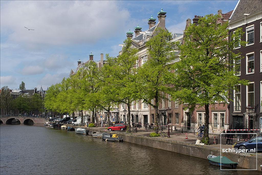 Nederland, Amsterdam, 23 april 2018