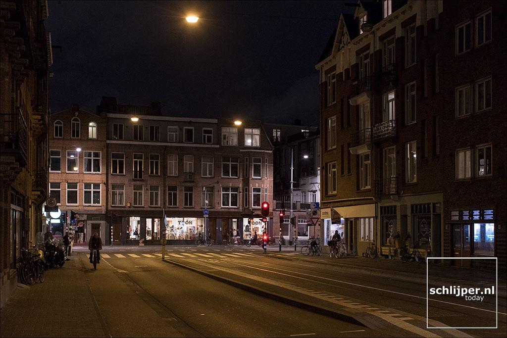 Nederland, Amsterdam, 25 april 2018