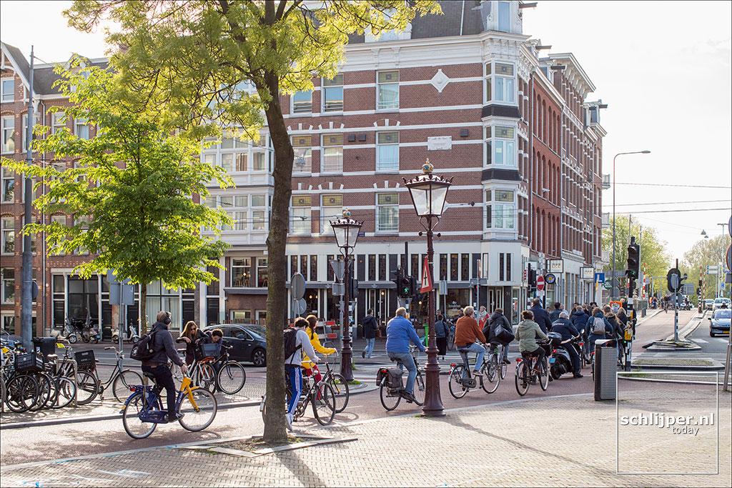 Nederland, Amsterdam, 26 april 2018