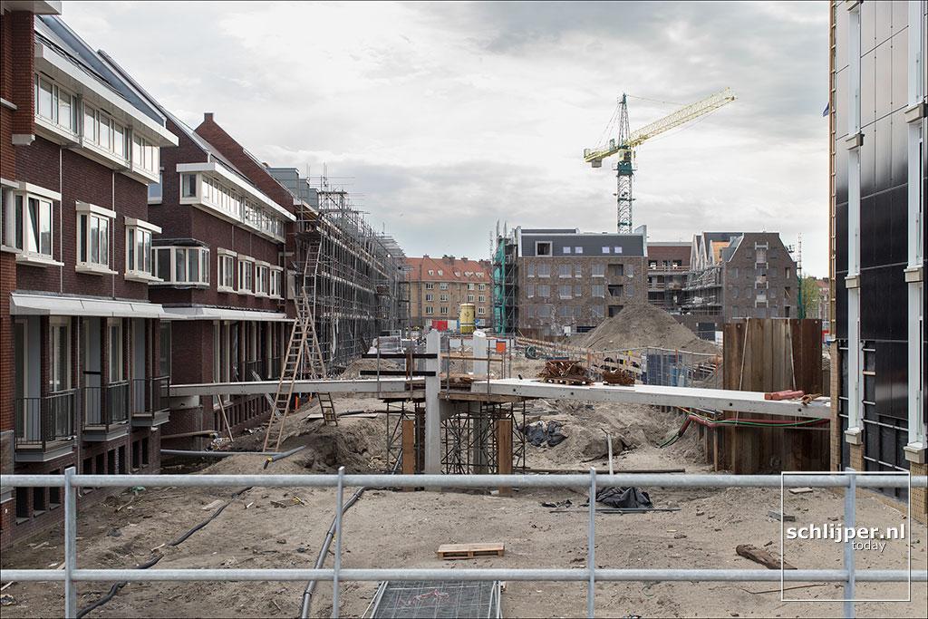 Nederland, Amsterdam, 27 april 2018