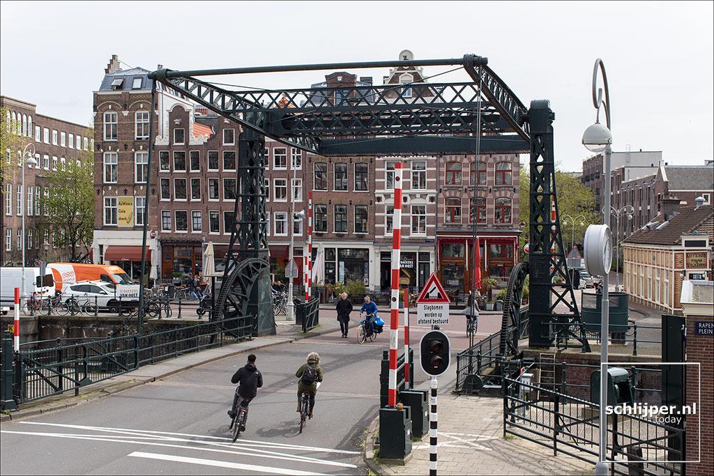 Nederland, Amsterdam, 1 mei 2018