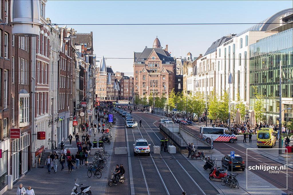 Nederland, Amsterdam, 3 mei 2018