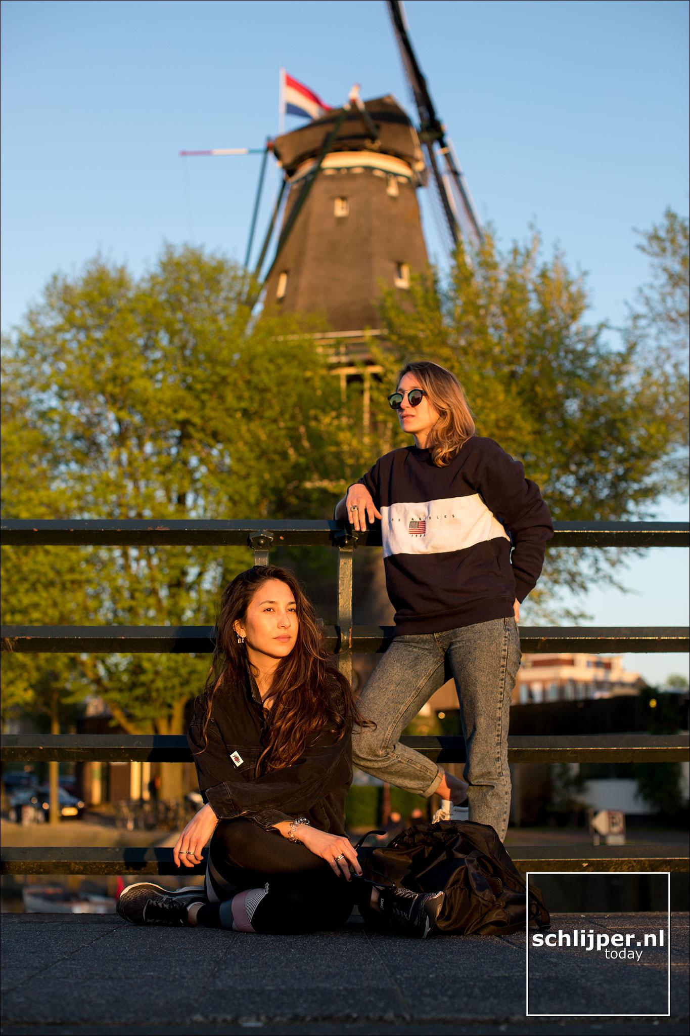 Nederland, Amsterdam, 5 mei 2018