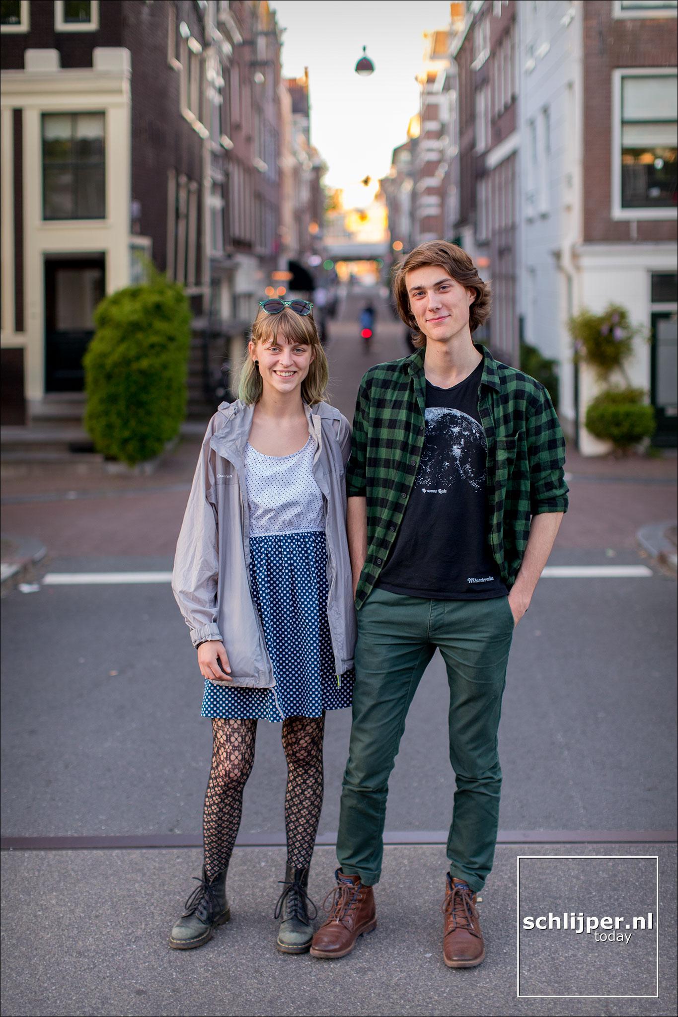Nederland, Amsterdam, 6 mei 2018