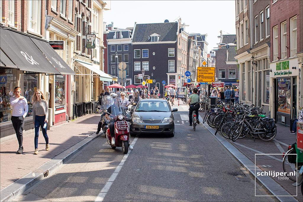 Nederland, Amsterdam, 9 mei 2018