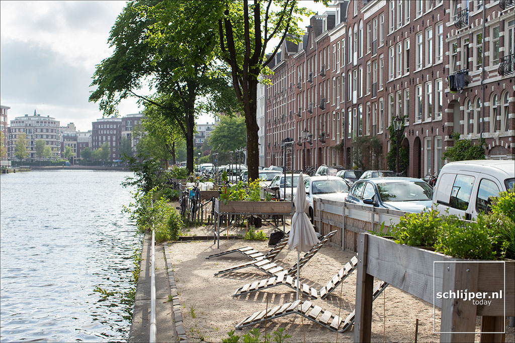 Nederland, Amsterdam, 10 mei 2018