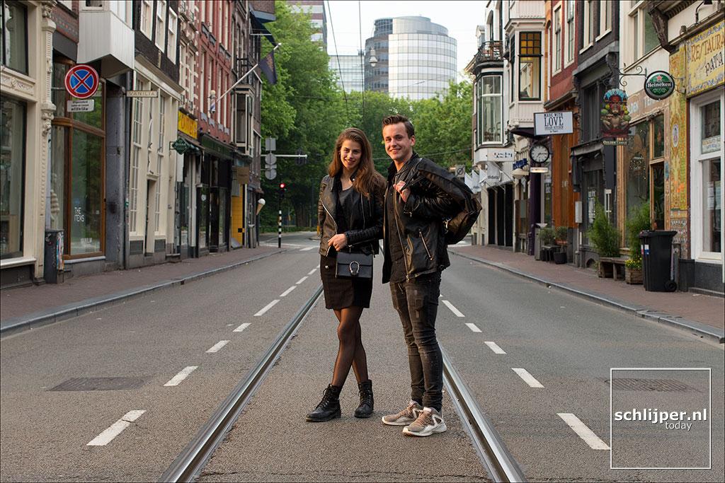 Nederland, Amsterdam, 13 mei 2018