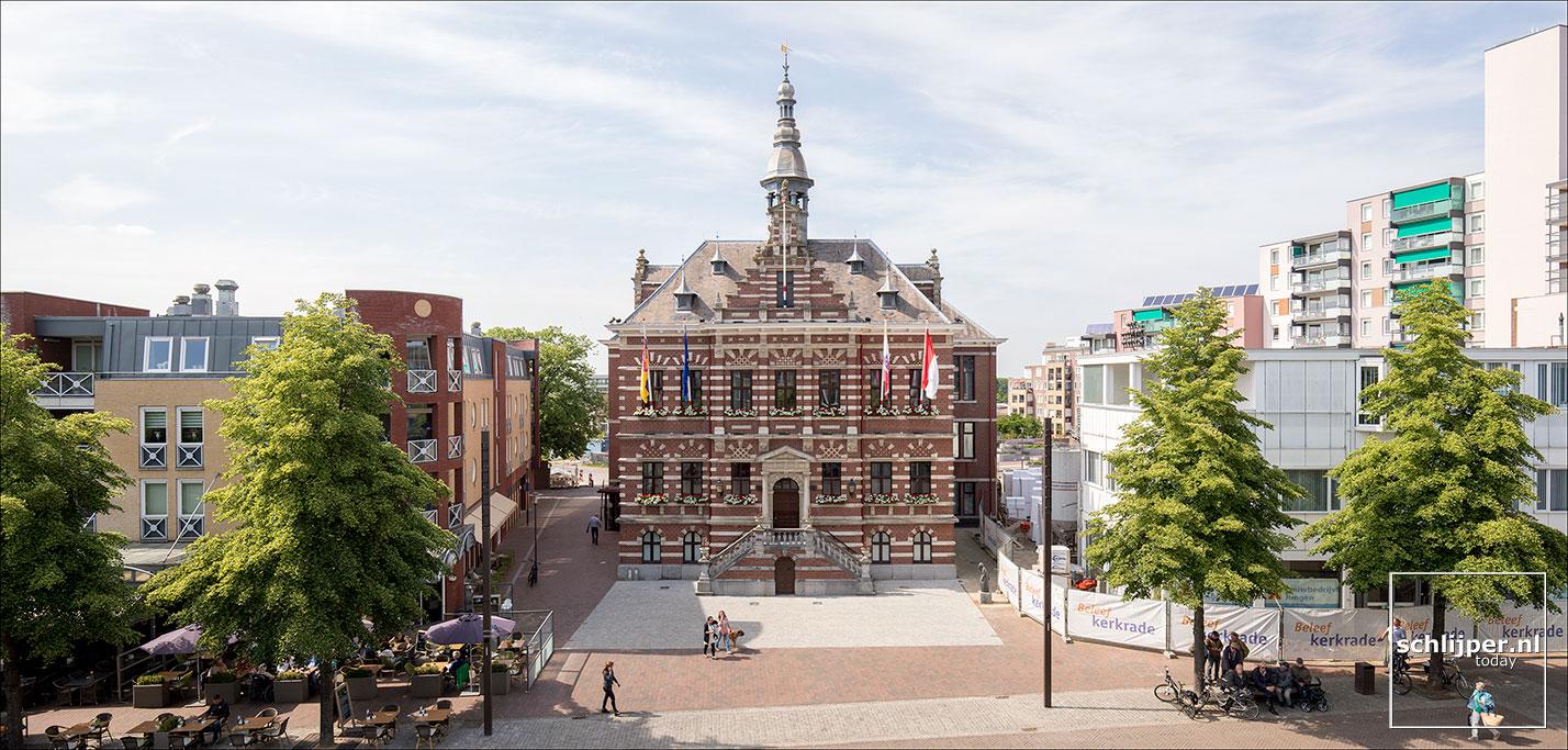 Nederland, Kerkrade, 18 mei 2018