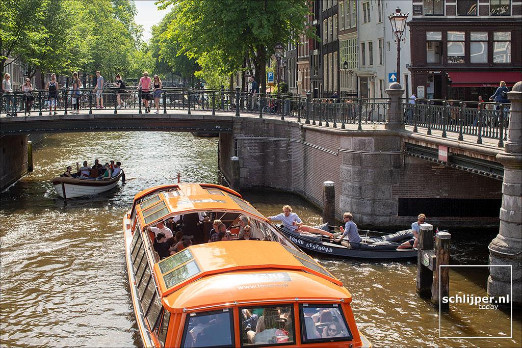 Nederland, Amsterdam, 21 mei 2018