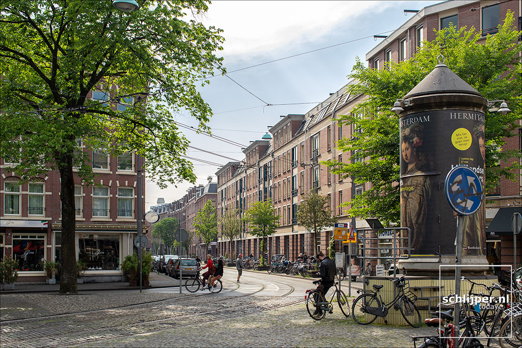 Nederland, Amsterdam, 22 mei 2018