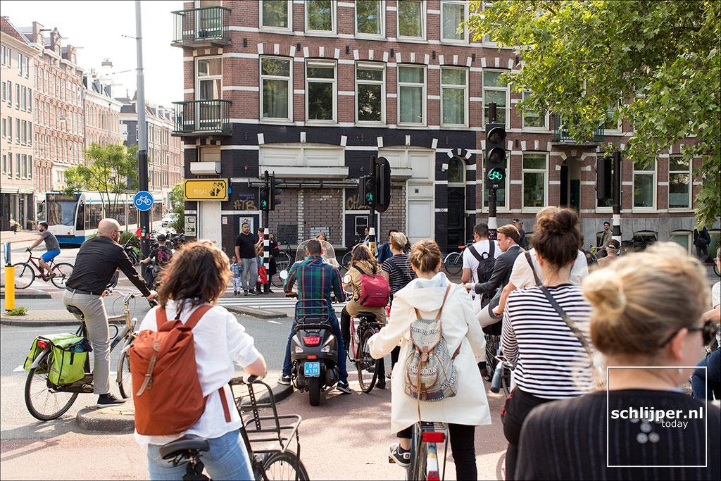 Nederland, Amsterdam, 23 mei 2018