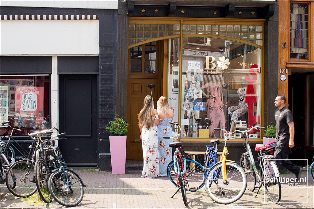 Nederland, Amsterdam, 25 mei 2018