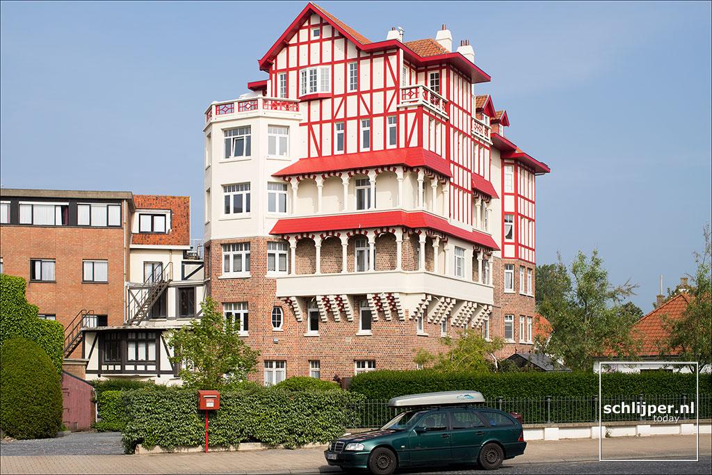 Belgie, De Haan, 25 mei 2018
