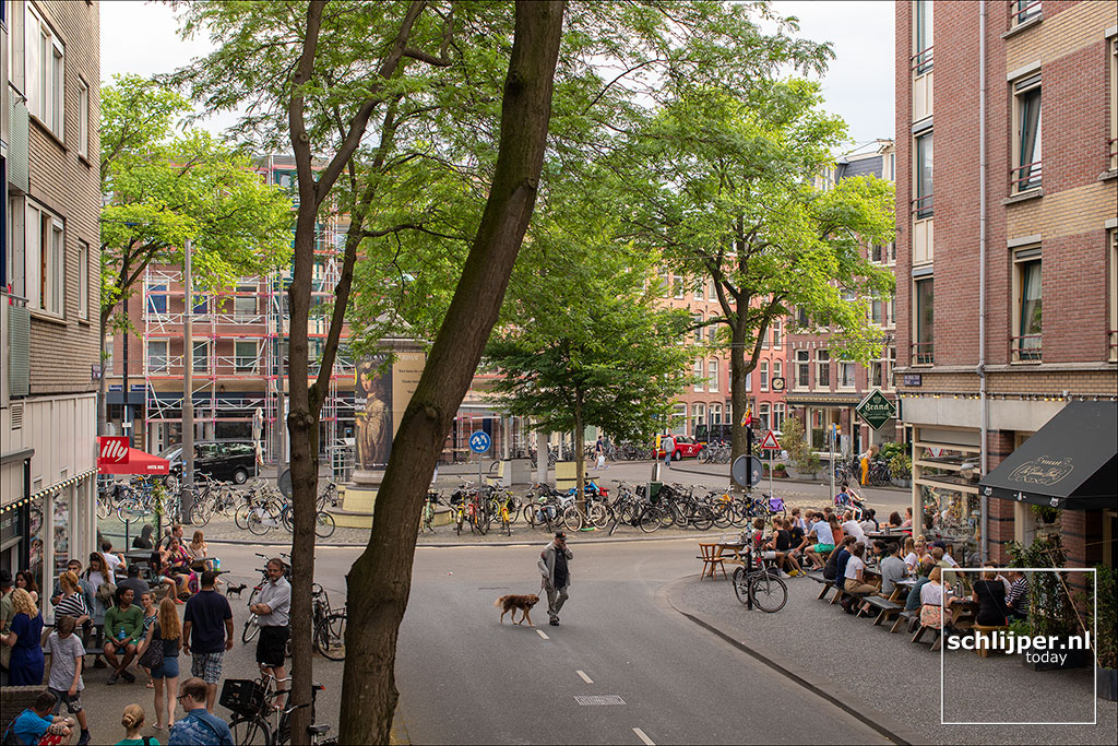 Nederland, Amsterdam, 27 mei 2018