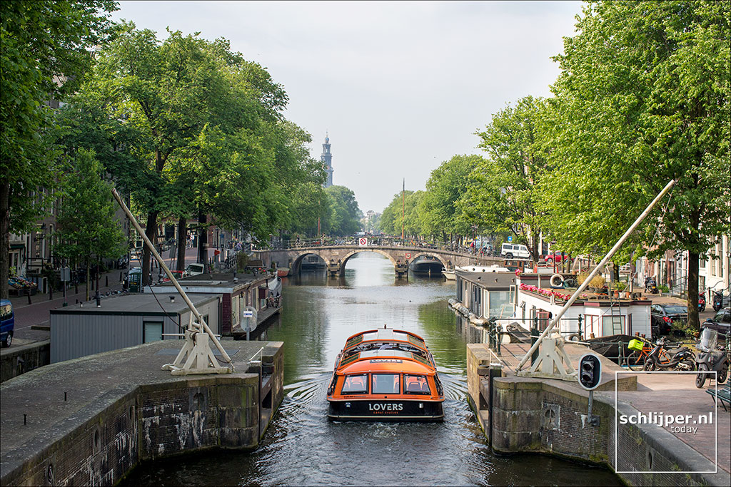 Nederland, Amsterdam, 29 mei 2018