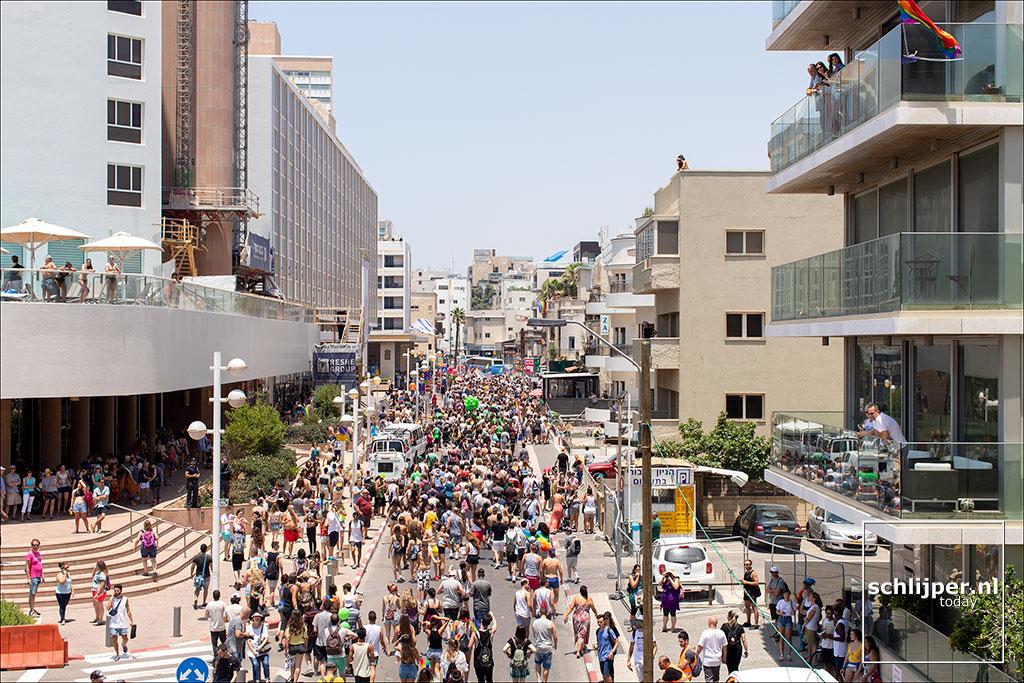 Israel, Tel Aviv, 8 juni 2018