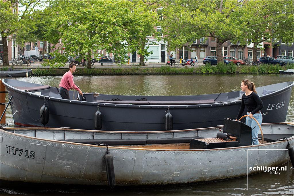 Nederland, Amsterdam, 16 juni 2018