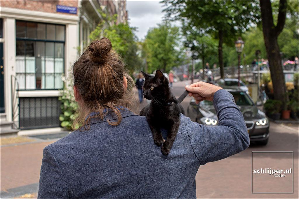 Nederland, Amsterdam, 21 juni 2018