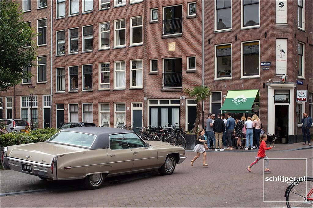 Nederland, Amsterdam, 24 juni 2018