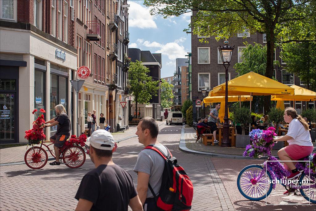 Nederland, Amsterdam, 25 juni 2018
