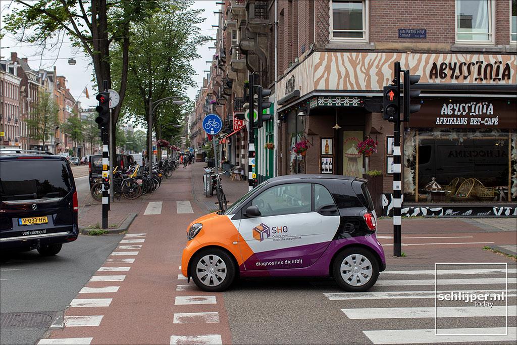 Nederland, Amsterdam, 27 juni 2018