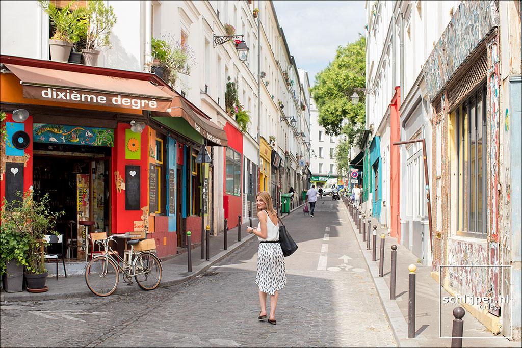 Frankrijk, Parijs, 28 juni 2018