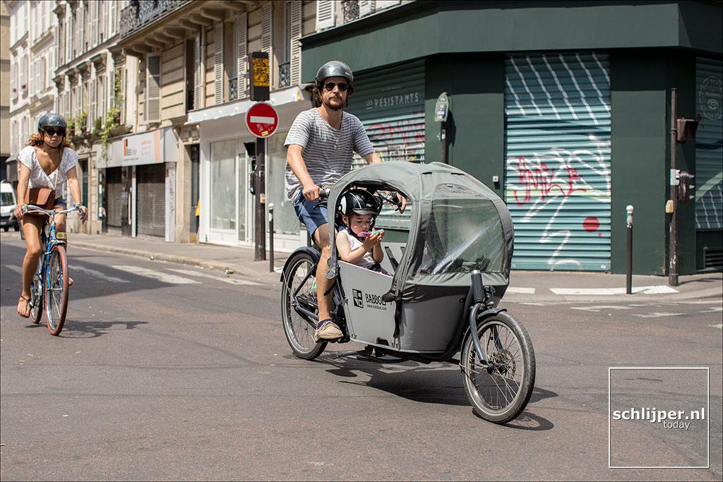Frankrijk, Parijs, 1 juli 2018
