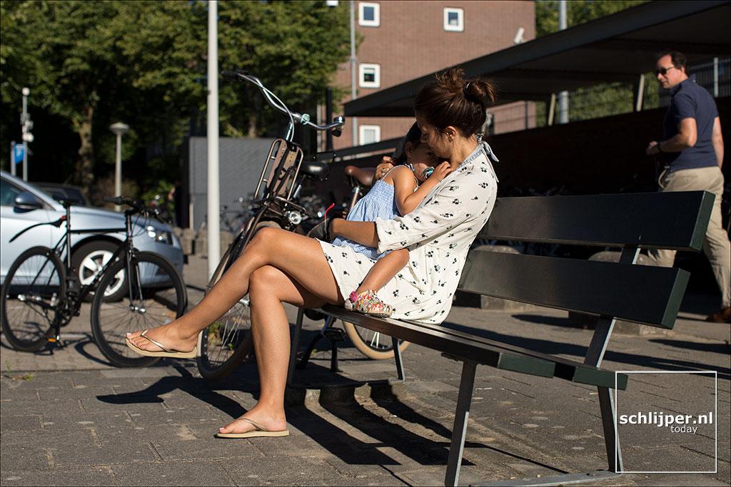 Nederland, Amsterdam, 2 juli 2018