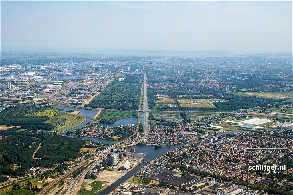 Nederland, Halfweg, 4 juli 2018