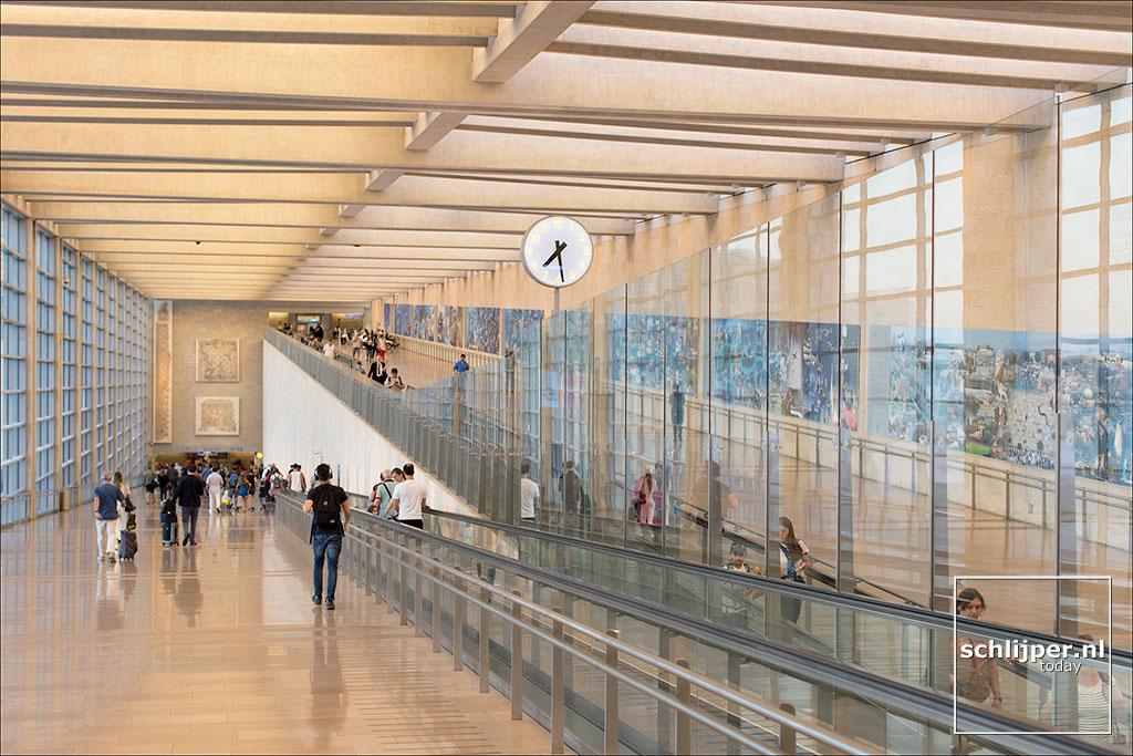 Israel, Ben Gurion Airport, 4 juli 2018