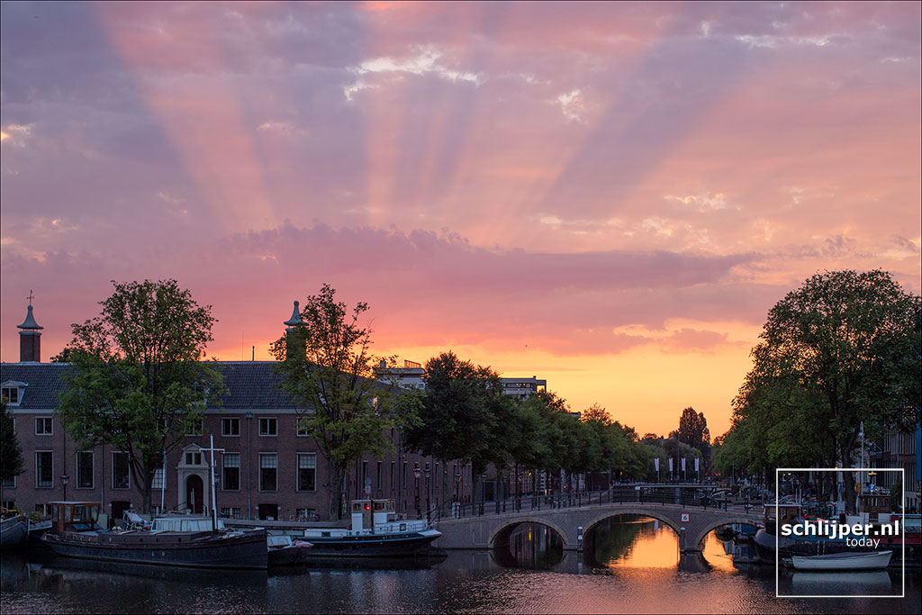 Nederland, Amsterdam, 27 juli 2018