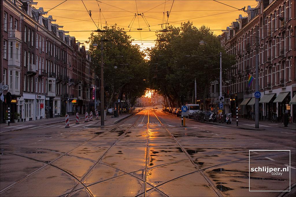 Nederland, Amsterdam, 28 juli 2018