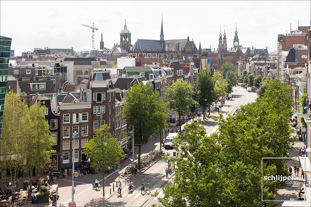 Nederland, Amsterdam, 1 augustus 2018