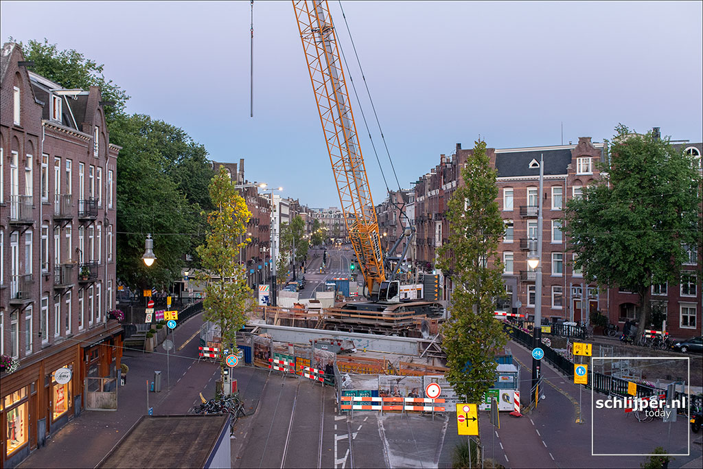 Nederland, Amsterdam, 3 augustus 2018