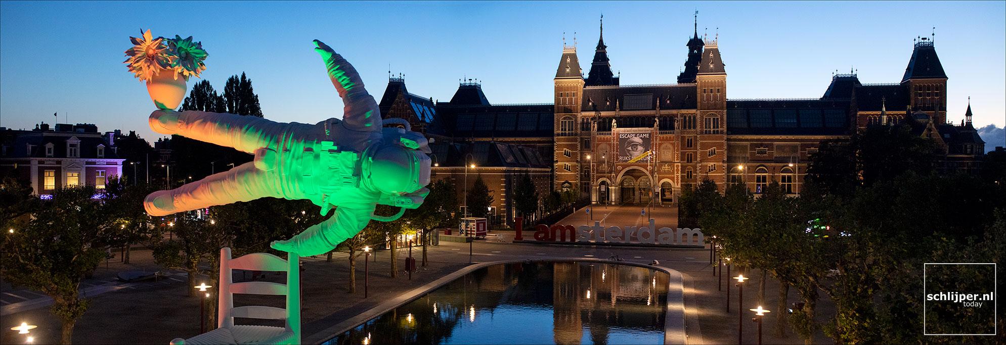 Nederland, Amsterdam, 5 augustus 2018