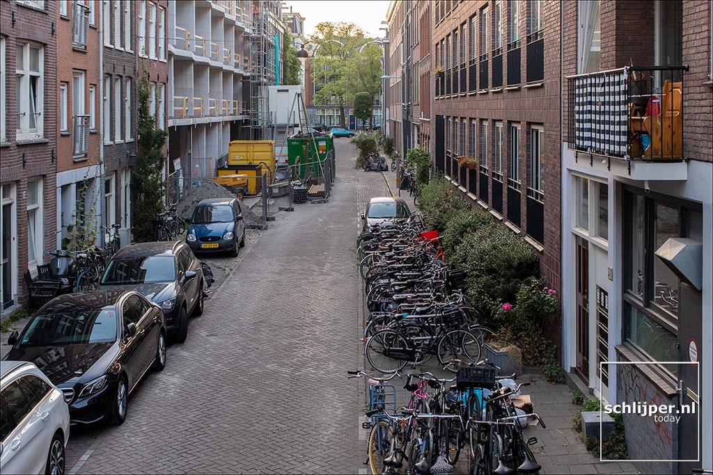 Nederland, Amsterdam, 7 augustus 2018