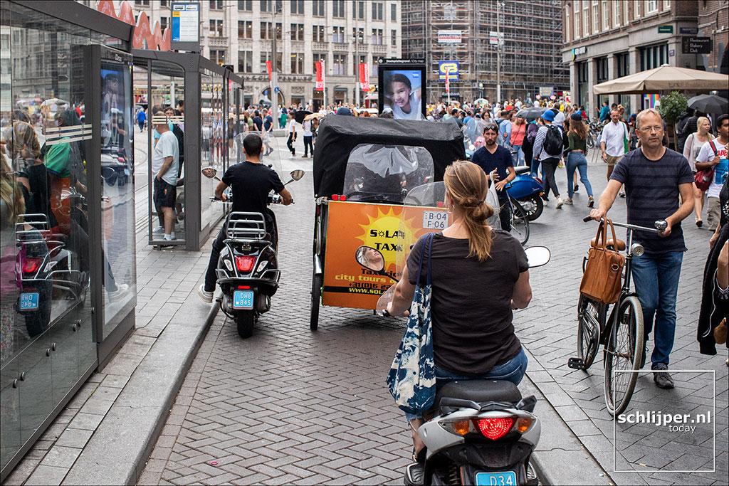 Nederland, Amsterdam, 8 augustus 2018